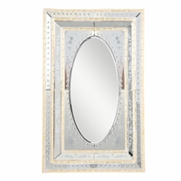 Picture for category Elegant MR-1004G Murano Mirrors 2in