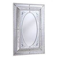 Picture for category Elegant MR-1004S Murano Mirrors 2in