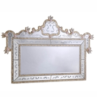 Picture for category Elegant MR-1005G Murano Mirrors 3in