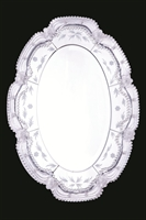 Picture for category Elegant MR-1013 Murano Mirrors 18in