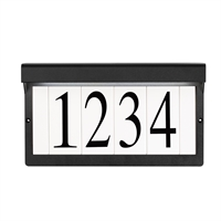 Picture for category Kichler 43800BKTLED Address Light Landscape 3in Black Tones ALUMINUM