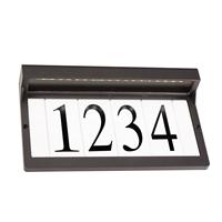 Picture for category Kichler 43800OZLED Address Light Landscape 3in Bronze Tones ALUMINUM