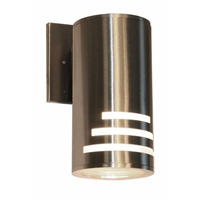 Picture for category Artcraft AC8004SS Contemporary Outdoor Lighting Lamps 5in Stainless Steel