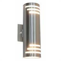 Picture for category Artcraft AC8005SS Contemporary Outdoor Lighting Lamps 5in Stainless Steel