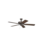 Picture for category Kichler 401SNB Basics Revisited Ceiling Fans Bronze Tones