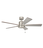 Picture for category Kichler 330242NI Bowen Ceiling Fans Nickel Tones