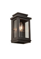 Picture for category Artcraft AC8191ORB Fremont Outdoor Lighting Lamps 5in Oil Rubbed Bronze 1-light