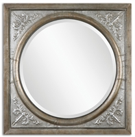Picture for category Uttermost 13874 Ireneus Mirrors 34in Metal