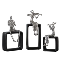 Picture for category Uttermost 20062 Musical Ensemble Lighting Accessories 6in Resin