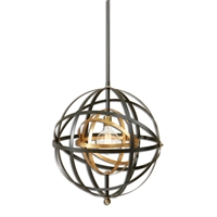 Picture for category Uttermost 22038 Rondure Pendants 23in Metal 1-light