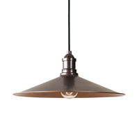 Picture for category Uttermost 22051 Barnstead Pendants 14in Metal 1-light