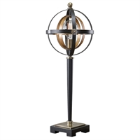 Picture for category Uttermost 29212-1 Rondure Table Lamps 11in Iron 1-light
