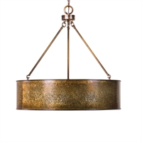 Picture for category Uttermost 22067 Wolcott Pendants 30in Metal 5-light