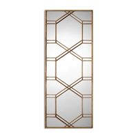 Picture for category Uttermost 13922 Kennis Mirrors 29in Metal mirror mdf
