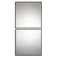 Picture for category Uttermost 13932 Matty Squares Mirrors 24in Mdf