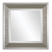 Picture for category Uttermost 14494 Naevius Mirrors 42in Pinewood