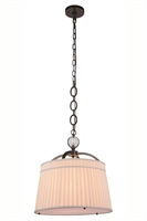 Picture for category Elegant 1485D18BZ Cara Pendants 18in Bronze Tones 1-light