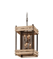 Picture for category Troy F4066 Merchant Street Pendants 20in 6-light