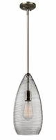 Picture for category Artcraft CL15053BN Artisan Pendants 7in Brushed Nickel Plated 1-light