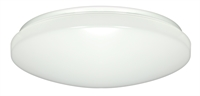 Picture for category Nuvo 62/797 Ceiling Medallion Lighting 14in White Acrylic White