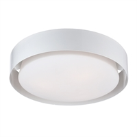 Picture for category Eurofase 30105-034 Saturn Flush Mounts WHITE 1-light
