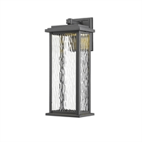Picture for category Artcraft AC9071BK Sussex Outdoor Lighting Lamps 7in Black Cast Aluminum 1-light