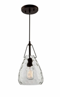 Picture for category Artcraft CL15060OB Artisan Pendants 7in Oil Rubbed Bronze 1-light