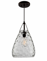 Picture for category Artcraft CL15061OB Artisan Pendants 10in Oil Rubbed Bronze 1-light