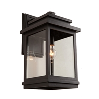 Picture for category Artcraft AC8290ORB Freemont Outdoor Lighting Lamps 7in Oil Rubbed Bronze