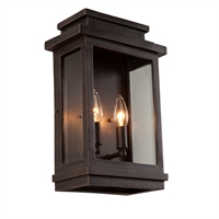 Picture for category Artcraft AC8391ORB Fremont Outdoor Lighting Lamps 7in Oil Rubbed Bronze 2-light