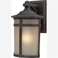 Picture for category Artcraft AC8631BZ St. Moritz Outdoor Lighting Lamps 8in Bronze Cast Aluminum