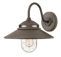 Picture for category Hinkley 1110OZ Atwell Outdoor Lighting Lamps 12in Bronze Tones Aluminum 1-light