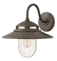 Picture for category Hinkley 1114OZ Atwell Outdoor Lighting Lamps 15in Bronze Tones Aluminum 1-light