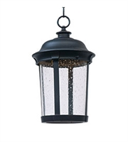 Picture for category Maxim 55029CDBZ Doer LED Outdoor Pendant 10in Bronze Die Cast Aluminum 1-light