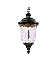 Picture for category Maxim 55427WGOB Carriage House Led Outdoor Pendant 11in Oriental Bronze 1-light