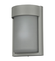 Picture for category Access 20041LEDMG-SAT/RFR Destination Wall Sconces 7in Satin Aluminum 1-light