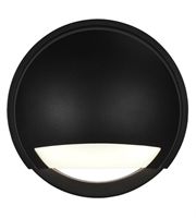 Picture for category Access 20044LEDDMG-BL/OPL Aante Wall Sconces Black Aluminum 1-light