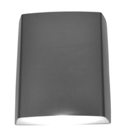 Picture for category Access 20789LED-BL Adapt Wall Sconces 6in Black Aluminum 1-light
