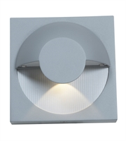 Picture for category Access 23061LEDMG-SAT Zyzx Wall Sconces 5in Satin Aluminum 1-light
