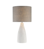 Picture for category Dimond D2949 Rockport Table Lamps 11in Polished Concrete Concrete Metal 1-light