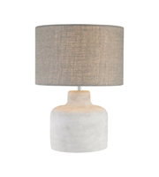 Picture for category Dimond D2950 Rockport Table Lamps 12in Polished Concrete Concrete Metal 1-light
