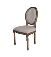 Picture for category Guild Master 6925302 Allcott Chairs 24in Natural Wood Fabric