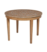 Picture for category Guild Master 713544 Artisan Tables 42in Blonde Mahogany