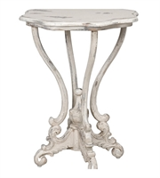 Picture for category Guild Master 718531 Dijon Tables 24in White Mahogany