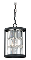 Picture for category Vaxcel P0180 Catana Mini Pendants 7in Oil Rubbed Bronze Steel 1-light