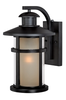 Picture for category Vaxcel T0087 Cadiz Wall Sconces 10in Oil Rubbed Bronze Steel 1-light