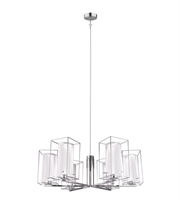Picture for category Eglo 201511A Loncino I Chandeliers Chrome 6-light