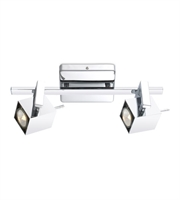 Picture for category Eglo 90523A Manao Spot Lighting Chrome 2-light