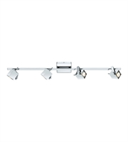 Picture for category Eglo 90525A Manao Track Lighting Chrome 4-light