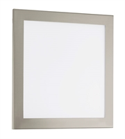 Picture for category Eglo 91684A LED Auriga Wall Sconces 15in Matte Nickel 1-light